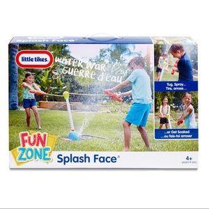 Little Tikes Fun Zone Splash Face NEW